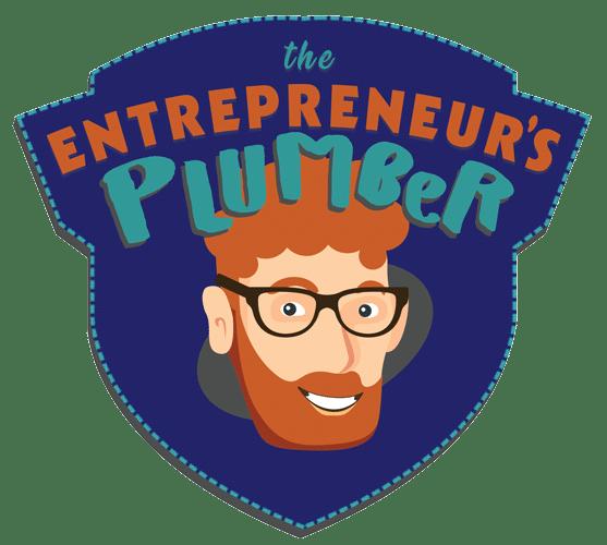 Entrepreneurs Plumber Logo