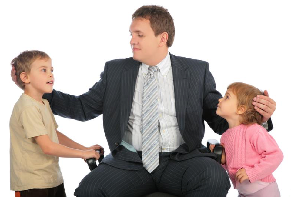 3 Ways Employers Can Support Employees with Children 18 Father and Children