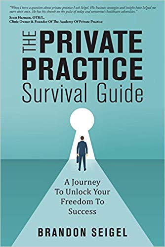 Private Practice Survival Guide Book Cover