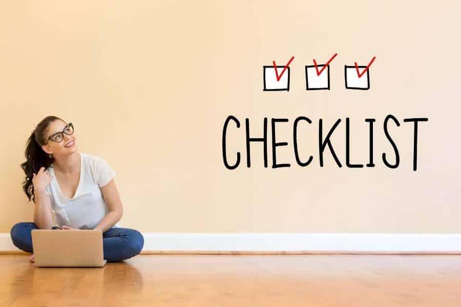 HR Checklist Download 8 checklist
