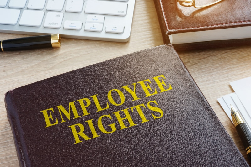 What Are My Employee Rights? 4 employee rights workers rights OSHA unions business law