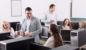 Happy and Productive Employees